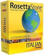Rosetta Stone Used
