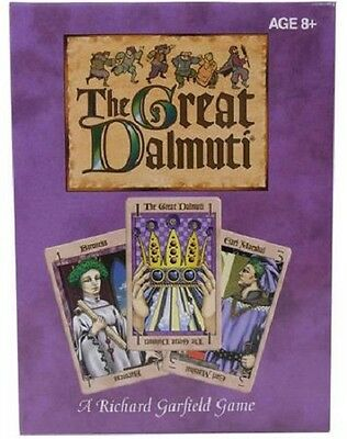 The Great Dalmuti Card Game BRAND NEW!! WOC 21796