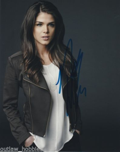 Marie Avgeropoulos The 100 Autographed Signed 8x10 Photo COA #2