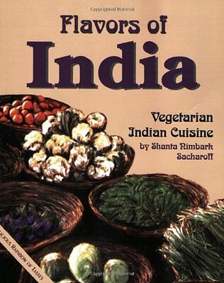 Flavors of India: Vegetarian Indian -