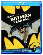 Batman Year One Blu Ray