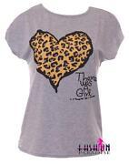 Animal Print T Shirt