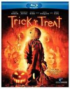 Trick R Treat Blu Ray