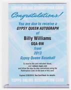 Billy Williams Auto