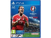 UEFA PES 2016 Soccer PS4 Game