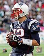 Tom Brady Signed Picture
