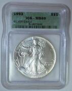 ICG Silver Eagle