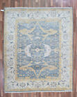 Oushak Floral Area Rugs