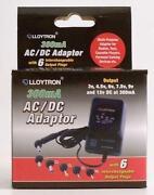 12V 5V AC Adapter