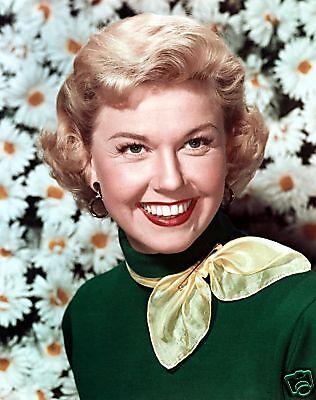 Doris Day 8x10 Movie Memorabilia FREE US SHIPPING