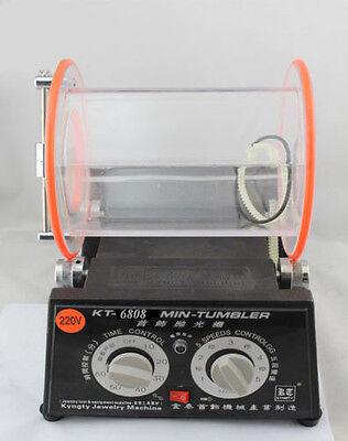 3 kg Automatic Rotary Tumbler Jewelry Polisher Finisher Polishing UK Shipping
