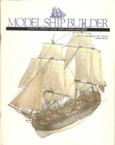 Model Ship Builder Magazine Ebay