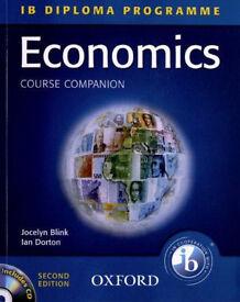 Economics - Course Companion Second Edition by Jocelyn Blink and Ian Dortob