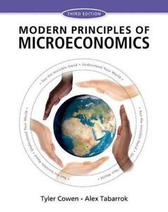 MICROECONOMICS TEXTBOOK - BROCK UNIVERSITY