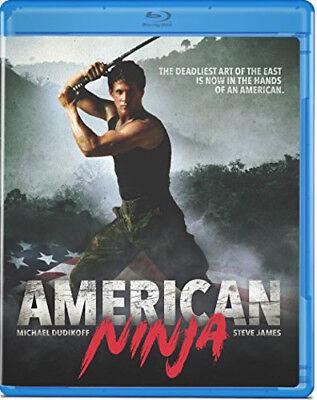 American Ninja [New Blu-ray] Mono Sound