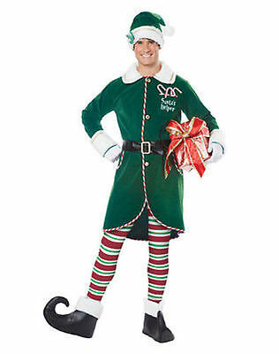 California Costumes Workshop Elf Holiday Christmas Santa Claus Costume 01555](Santa Costume Shop)