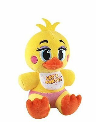 New Fall 2016 Authentic Five Nights At Freddys Toy Chica 7  Plush Stuffed Fnaf