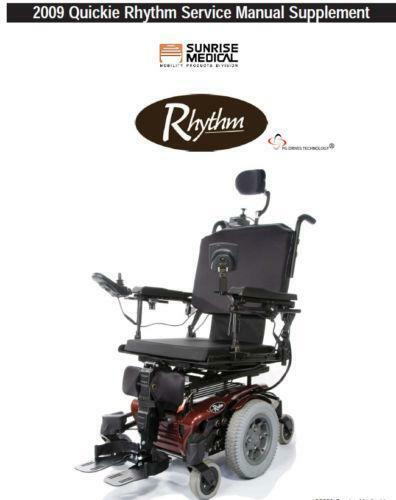 Quickie Power Wheelchair Ebay