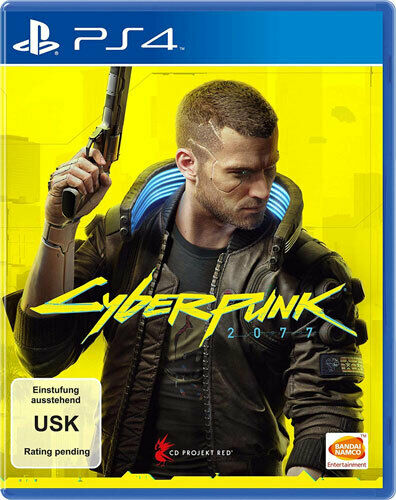 Cyberpunk 2077 PS-4 Day 1 Deutsche Version Vorbestellung