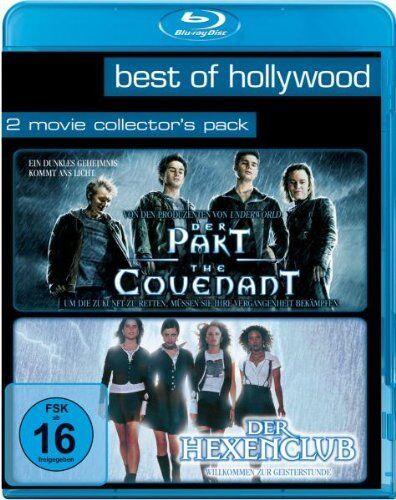 Der Pakt - Der Hexenclub  - Best of Hollywood - Blu-Ray - NEU & OVP