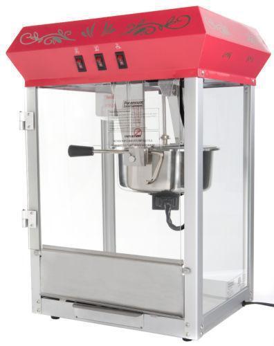 popcorn machine for sale ebay