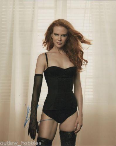 Nicole Kidman Autographed Signed 8x10 Photo COA #1