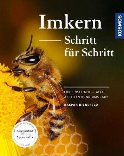 Imkern Schritt für Schritt von Kaspar Bienefeld (Buch) NEU