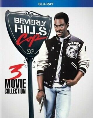 Beverly Hills Cop: 3-Movie Collection [New Blu-ray] 3 Pack, Ac-3/Dolby Digital