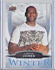 LeBron James Hockey Trading Cards