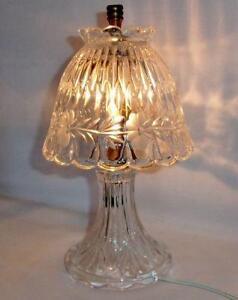 Crystal Lamp Ebay