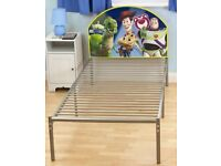 Children's Toy Story Single Metal Bed Frame