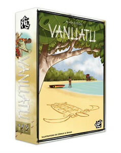 Jeu de société - Vanuatu