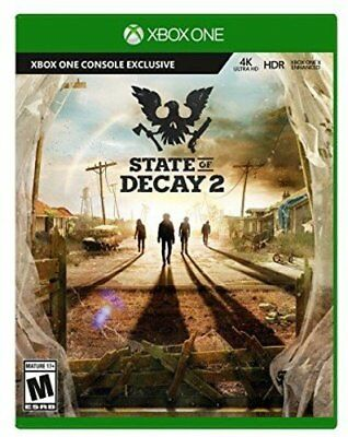 Xbox One State Of Decay 2  Standard Edition   Xbox One  Brand New