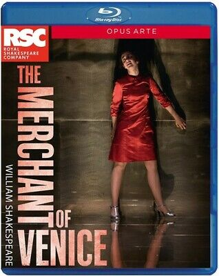 The Merchant of Venice [New Blu-ray]