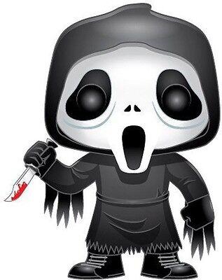Scream - Ghostface Funko Pop! Movies Toy