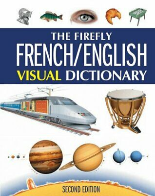 The Firefly French English Visual Dictionary French Dictionary Book