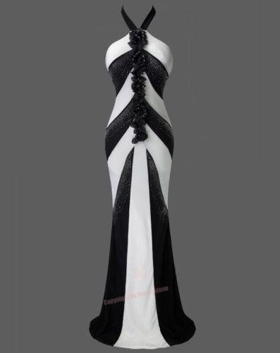 Black Evening Dress Dresses Ebay