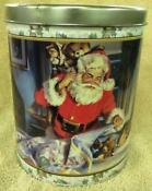 Vintage Christmas Candy Tin