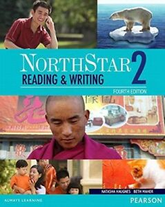Northstar 2: Reading & writing, 4th Edition