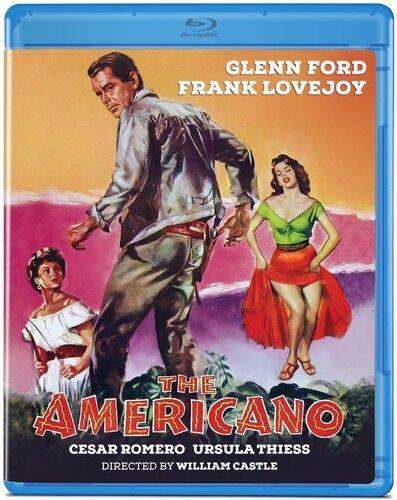 Americano (2013, REGION A Blu-ray New) BLU-RAY/WS