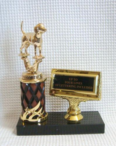 Antique Dog Show Trophies