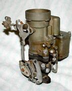 Jeep Carter Carburetor