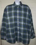Used Flannel Shirt XXL