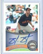 Brandon Belt Rookie Auto