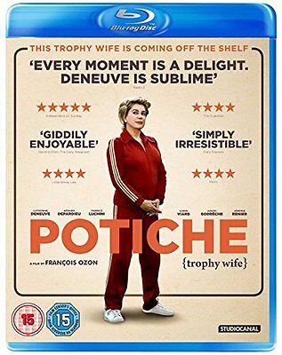 Potiche [Blu-ray] [DVD][Region 2]