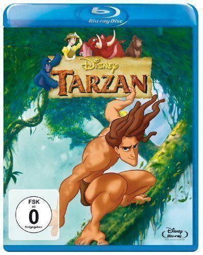 Disney - Tarzan auf Blu Ray NEU+OVP