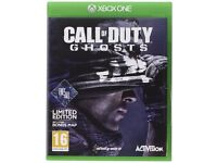 Call of Duty: Ghosts (Xbox One) and 7 day trial