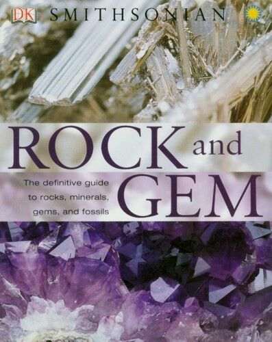 Identify Fossils Rocks Crystals Gems Origins History Prospecting Caving 450pix