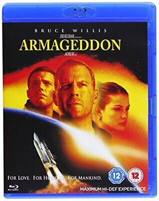 Armageddon [Blu-ray] [DVD][Region 2]