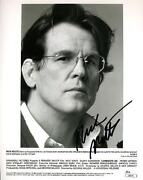 Nick Nolte Signed